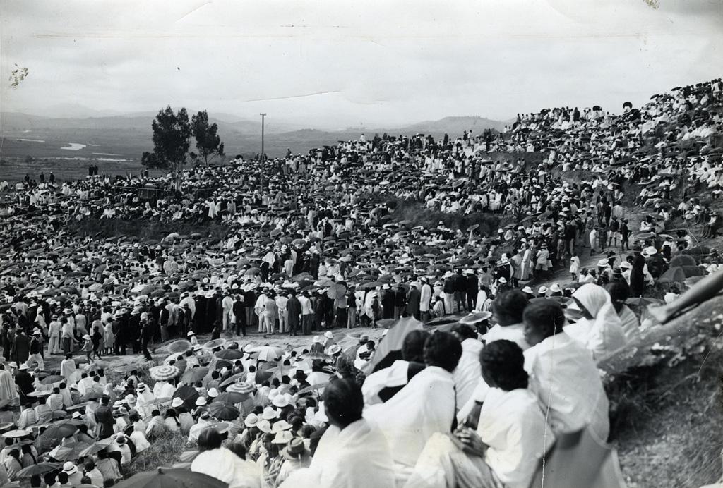 Fête religieuse malgache