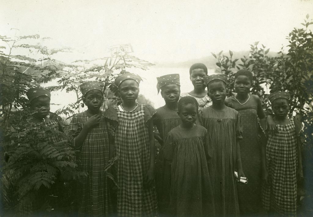 Filles de l'Ecole de Talagouga