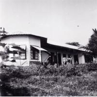 Foumban : maison missionnaire