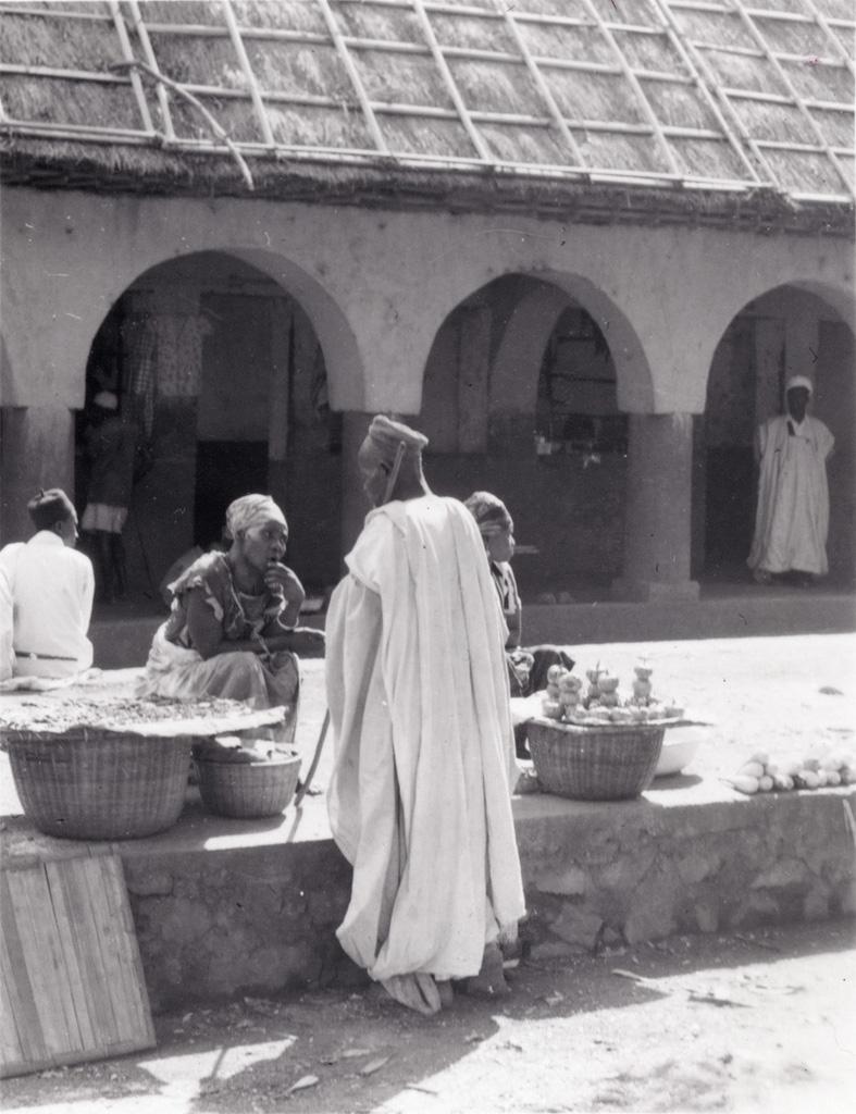 Foumban - marché