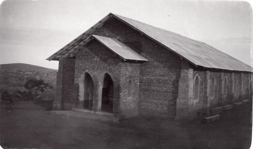 Foumban, nouveau temple