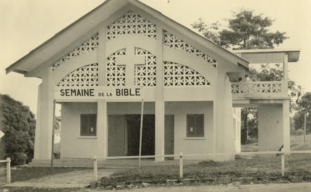 Foyer de Libreville