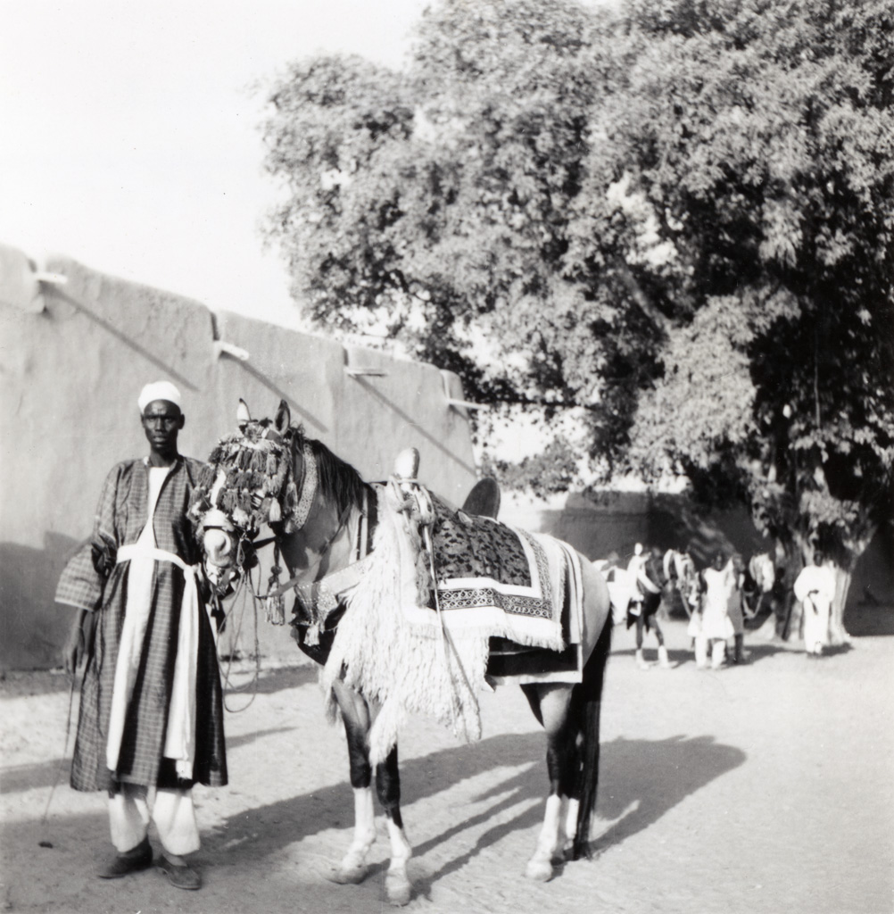 Goulfeï, le grand ecuyer du sultan