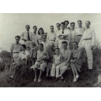 [Groupe de missionnaires]