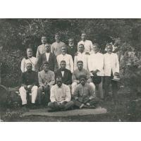 Groupe de pasteurs indigènes de Maré