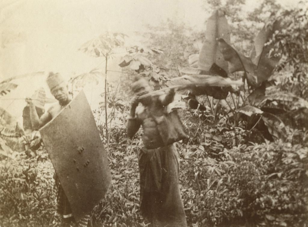 Guerriers pahouins