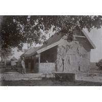 Habitation du missionnaire François Coillard à Lealui