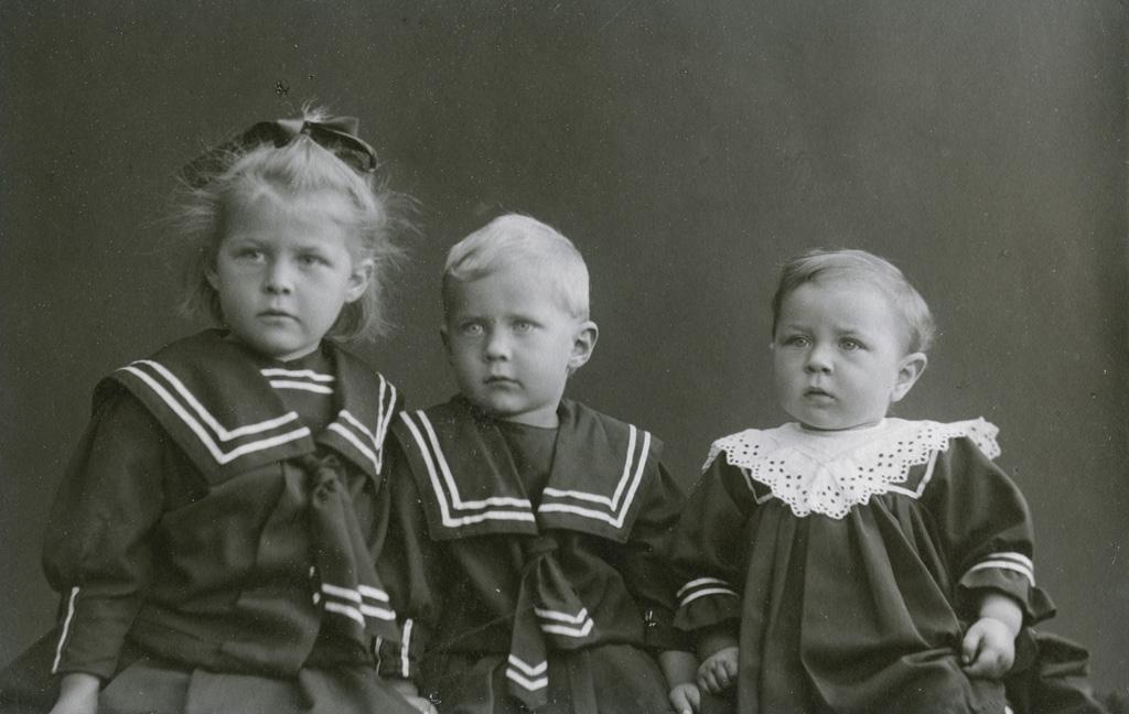 Hélène, Samuel, Marguerite Berger