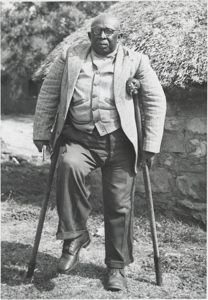 Henry Khiba, instituteur Mossouto