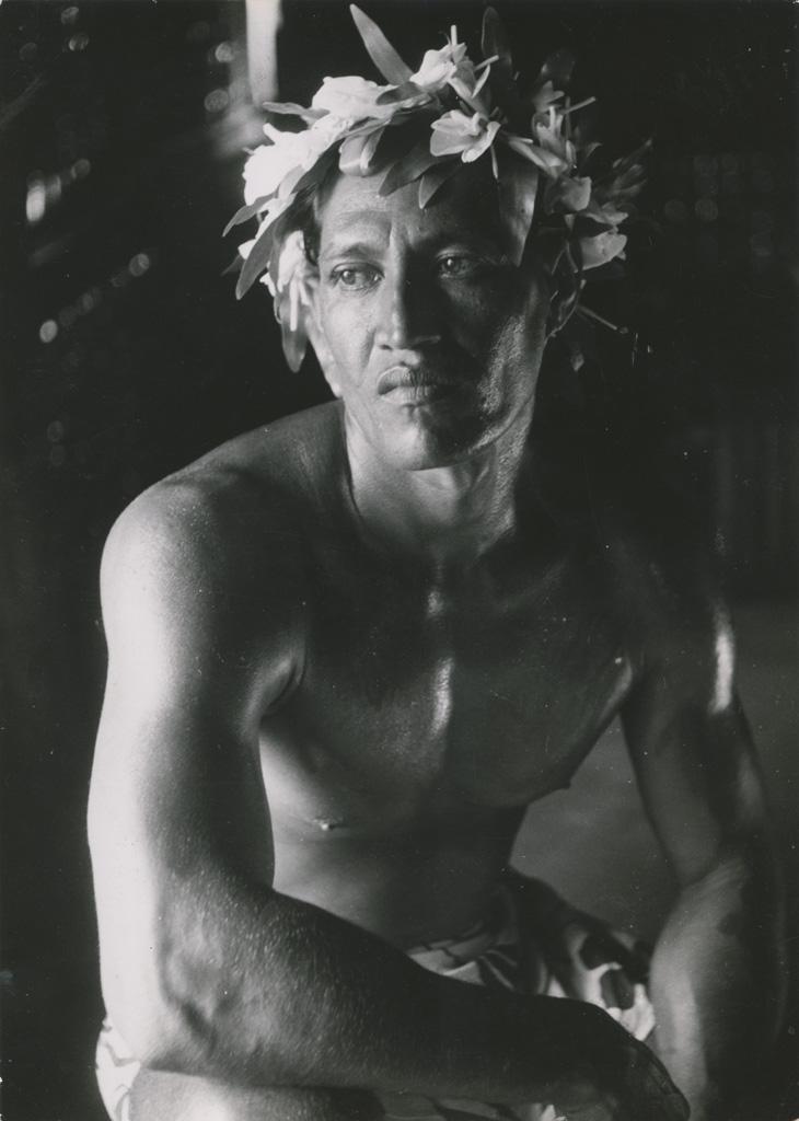 Homme de Bora-Bora