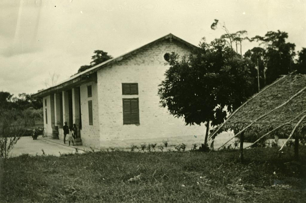 Hôpital d'Ovan