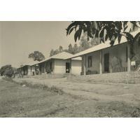 Hôpital de Bangwa, le service de chirurgie