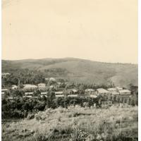 Hôpital de Bangwa, vue générale