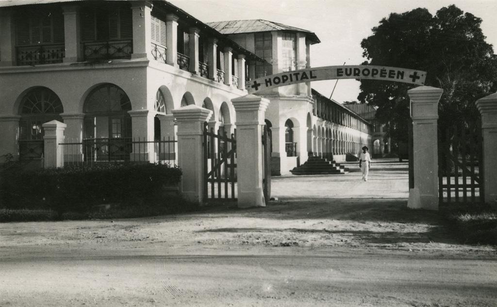 Hôpital de Douala