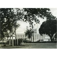 Hotel des Postes à Douala