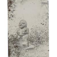 Idole à Raivavae, îles Australes