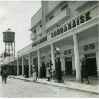 Immeuble de la compagnie soudanaise