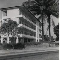 Immeuble moderne de Douala