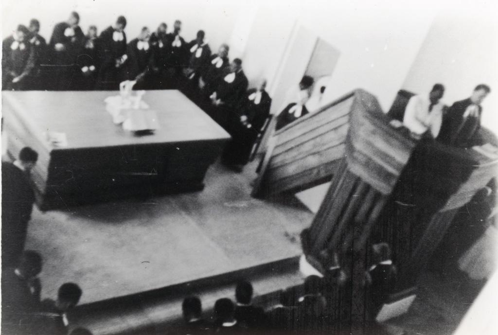 Inauguration de l'Eglise du Centenaire à Douala