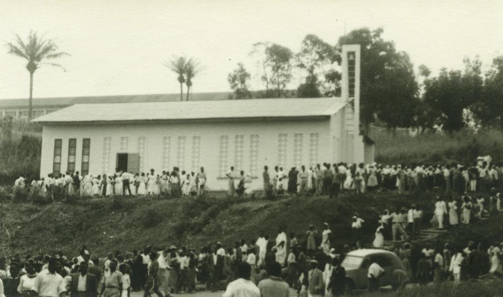 Inauguration de l'Eglise évangélique de Yaoundé
