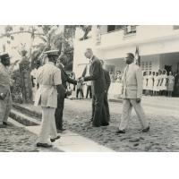 Inauguration de l'école d'infirmière protestante de Douala