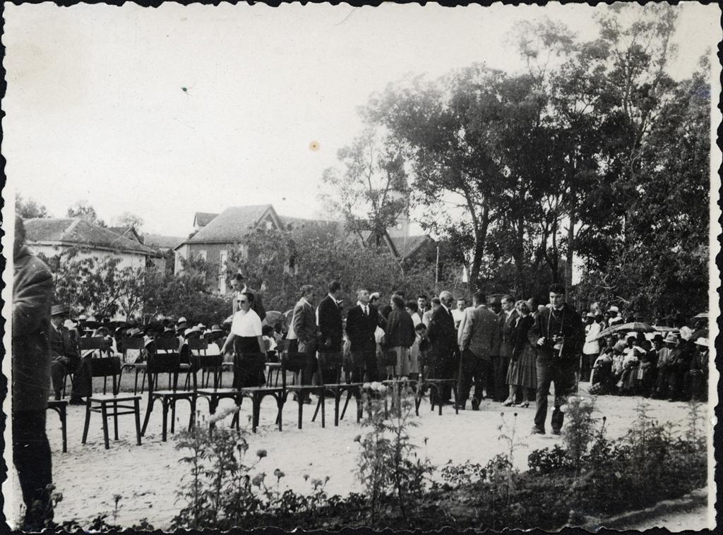 Inauguration de l'internat de filles d'Ambositra