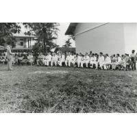 Inauguration de la maison des jeunes à Libreville
