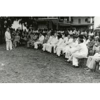 Inauguration de la maison des jeunes de Libreville
