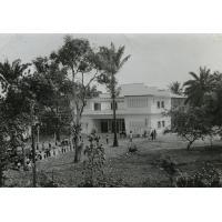 Inauguration du foyer de Douala