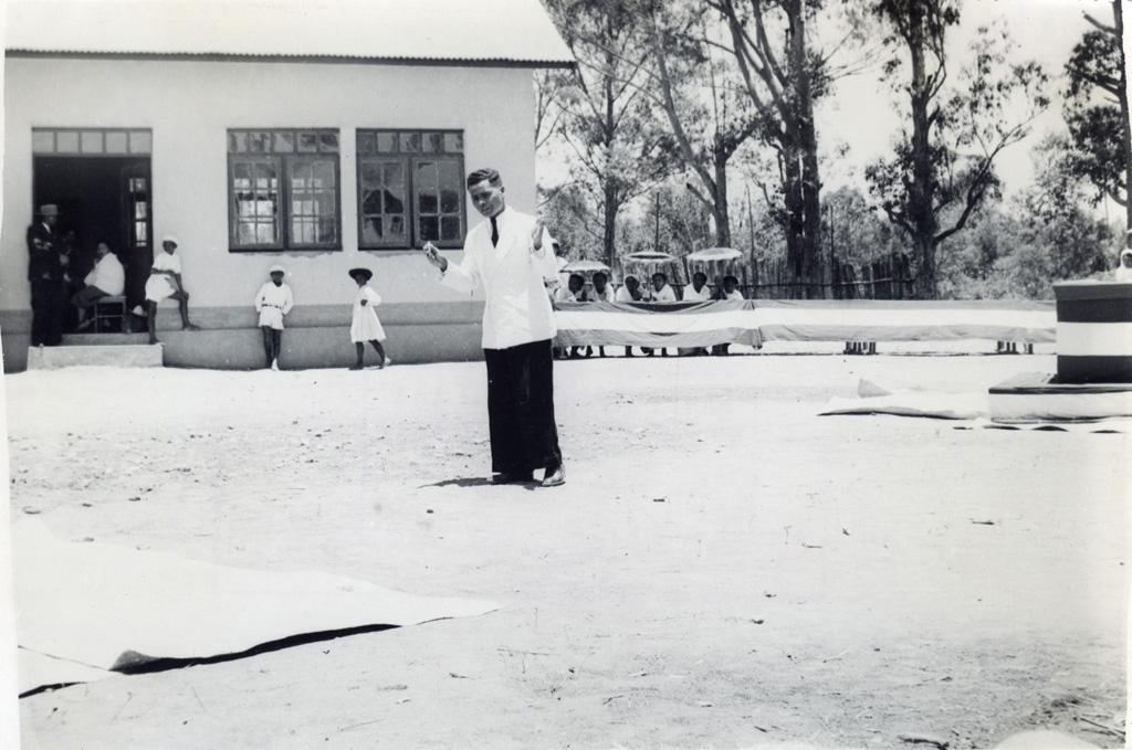 Inauguration du groupe scolaire de Moramanga