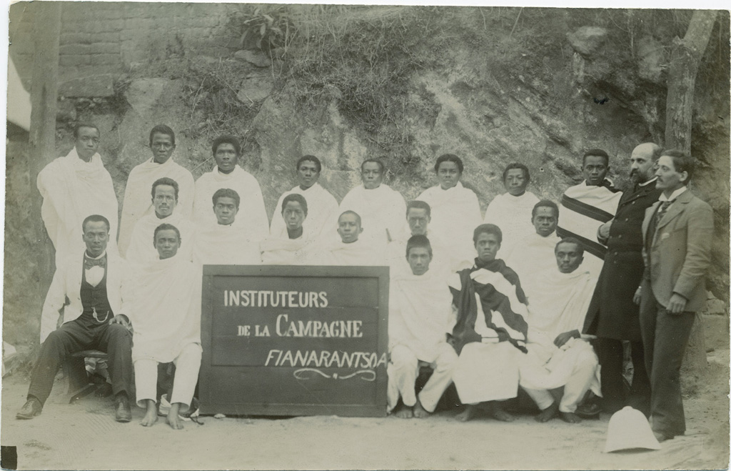 Instituteurs de la campagne