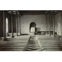 Intérieur de l'ancien temple de Morija