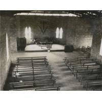 Intérieur de l'église de Limulunga