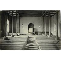 Intérieur de temple