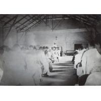 Intérieur du temple de Foumban