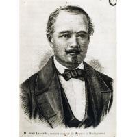 Jean Laborde, ancien consul de France à Madagascar