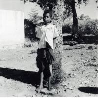 Jeune écolier