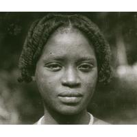 Jeune femme Bamoun