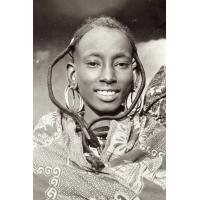 Jeune fille du Nord Cameroun (Peul-Bororo)