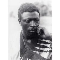 Johann Njoya (Ibrahim Njoya) le dessinateur