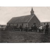 Jour de fête à l'Eglise du Camp de Quthing