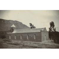L'ancien temple de Morija en 1904