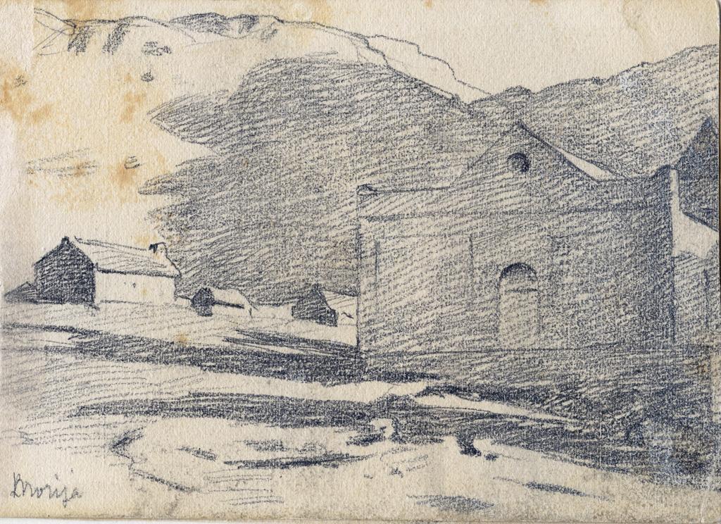 L'ancien temple de Morija