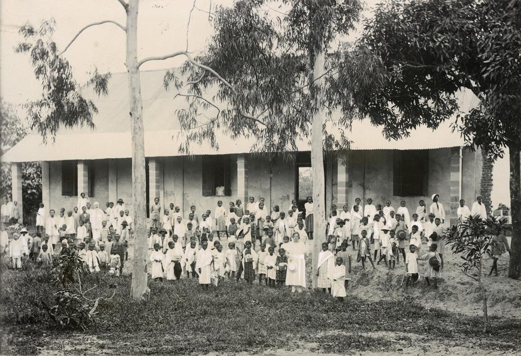 L'école de Tamatave