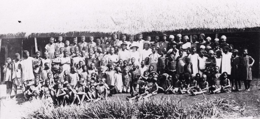 L'école française de Foumban