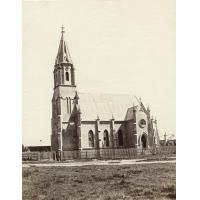 L'église allemande à East London
