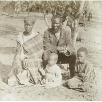 L'évangéliste Aaron et sa famille