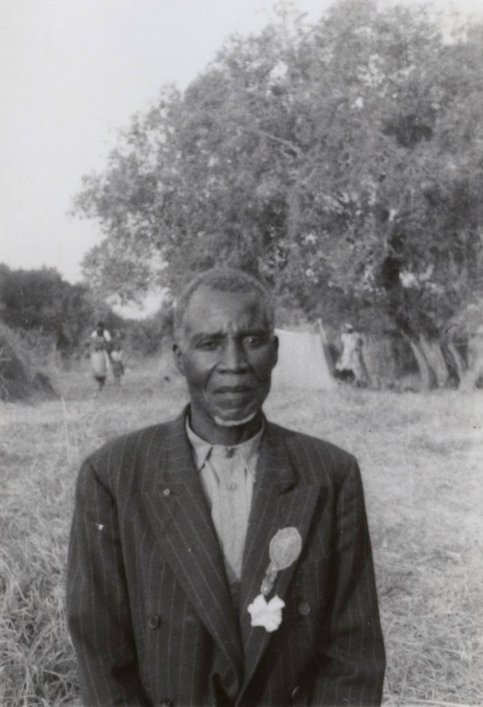 L'évangéliste William Kwaleela