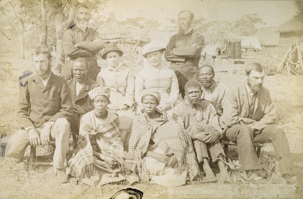 L'expédition missionnaire du Zambèze