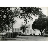 L'hôtel des postes de Douala
